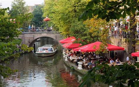 Boat Cruise Utrecht by Boat Excursions In Utrecht
