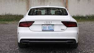2016 Audi A7 Is All Gorgeous Curves And High Tech