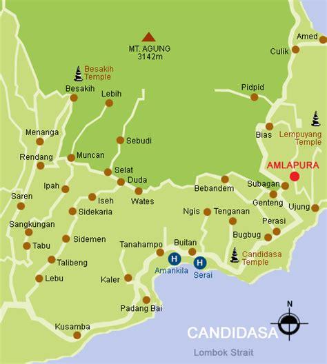 map  candidasa investbalicom