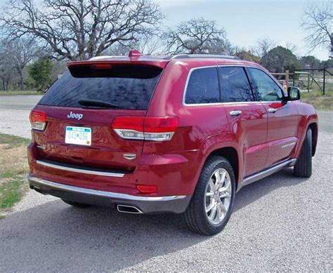 jeep grand cherokee summit test drive  auto expert