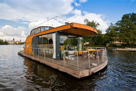 floating homes inhabitat green design innovation