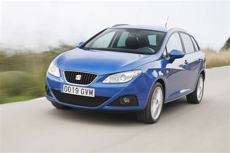 Seat Ibiza St Offers Attractive Design And Practicality