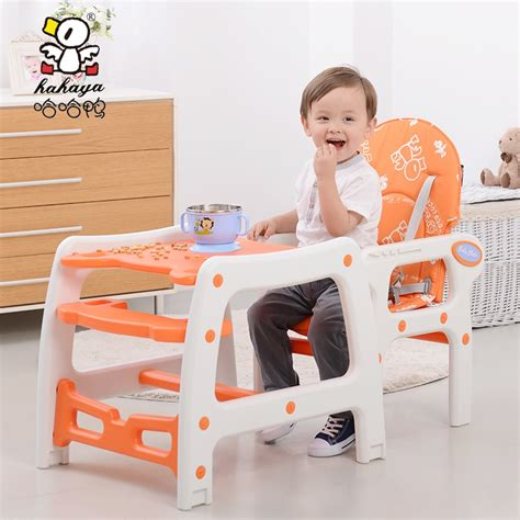 Multi Function Baby Feeding Chair For 6 Months8 Years Old