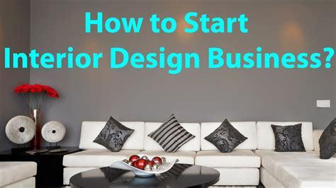 Fresh Start An Interior Design Business - Explore your dream