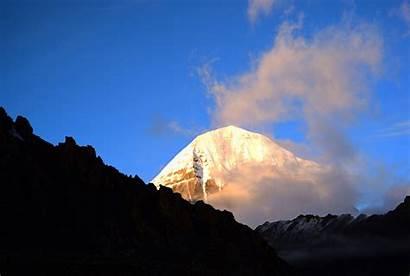 Kailash Holy Tibet Mountain Mt Shiva Sunrise