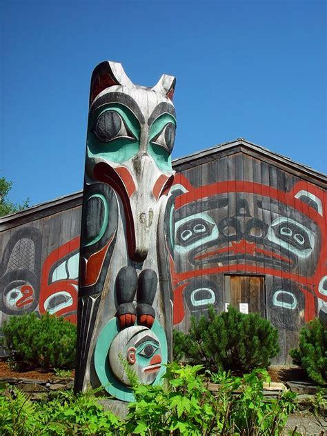 towering totem poles  ketchikan shore excursions group