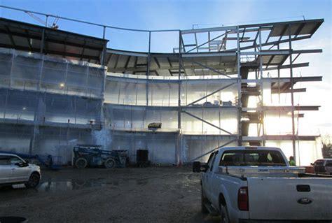 boise state fine arts building  unique design