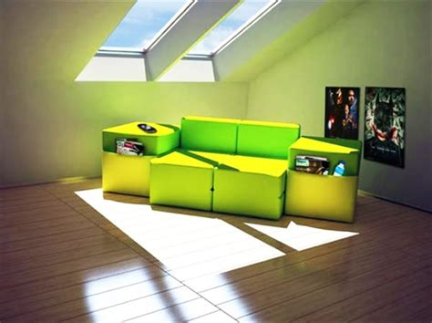 Modular Furniture Multi Purpose For Small Space Room