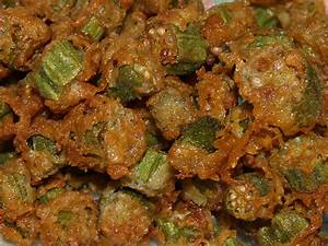 Fried Okra Recipe — Dishmaps