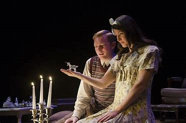 Image result for images glass menagerie