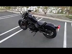 Honda Cmx 500 Rebel : first ride 2017 honda rebel 500 abs cmx 500 youtube ~ Medecine-chirurgie-esthetiques.com Avis de Voitures
