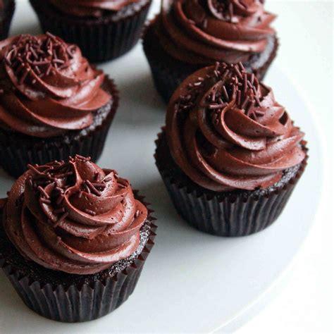 My Best Chocolate Cupcake