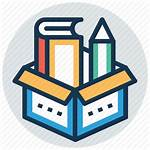 Material Icon Learning Teaching Icons Literature Education