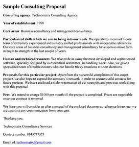 consulting proposal template With hr consulting proposal template