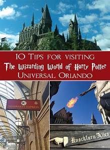 10 Tips for Visiting The Wizarding World of Harry Potter