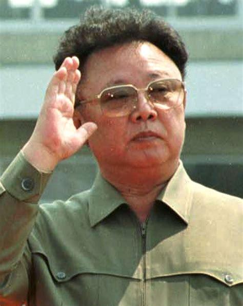 timeline  north korean leader kim jong ils political