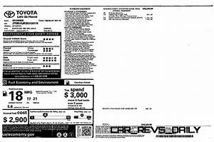 Toyota Tacoma Fuel Injector Diagram