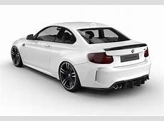 Vorsteiner Body Kit for BMW M2 Getting Closer to Production