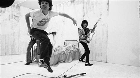 Rolling Stones On Tour 2 Months After Death Of Jaggers