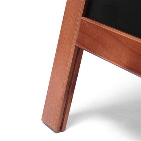 Holz Farbe Dunkelbraun by Gehwegtafel Holz Economy Dunkelbraun Jansen Display De