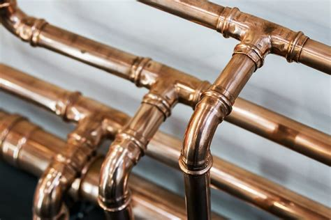 Plumbing Pipes by Plumbing Supply Copper Or Plastic Estes Services