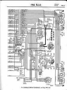 55 Buick Wiring Diagram