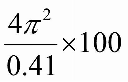 Value Gravity Physics Pendulum Simple Acceleration Due