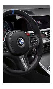 BMW M3 Competition M Performance Parts 2020 Interior 4K ...