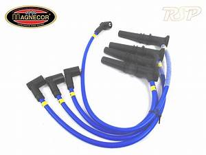 Magnecor 8mm Ignition Ht Leads Wires Cable Renault Clio