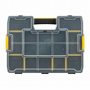 Stanley 15 Compartment Stackable Small Parts Organizer