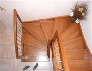 Fabricant Escalier 2/4 tournant sur mesure Escaliers Reux Bretagne