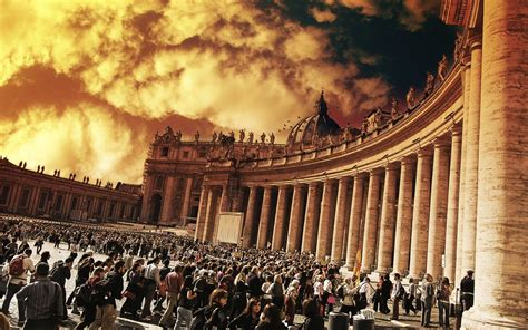 Religious Vatican City Wallpapers Hd Desktop And Mobile