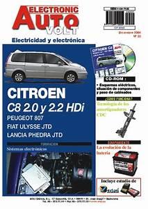 Manual De Taller Electricidad Citroen C8