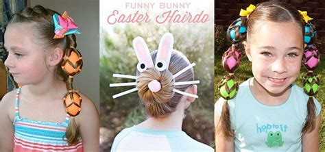 :) since we like to get all dressed up for easter at our house, i thought some of you may do the same. Easter Hairdos : How To Make A Half Up Easter Egg ...