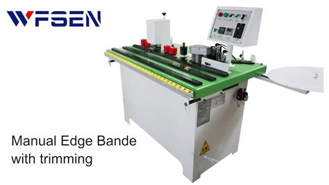 pvc hand held small double curve manual edge bander banding machine  trimmer buy manual