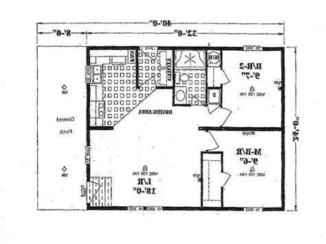 one house plans floor plans for small one homes