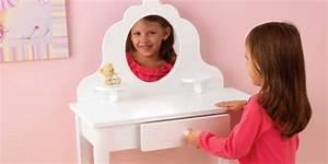 Coiffeuse Bois Enfant : coiffeuse chambre d 39 enfant ~ Teatrodelosmanantiales.com Idées de Décoration