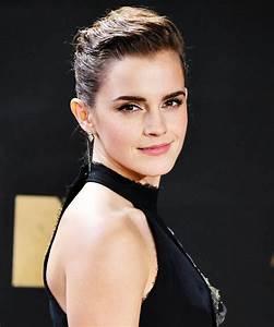 Emma Watson's 2017 MTV Movie & TV Awards Ponytail ...