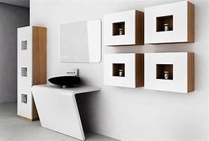 Cube De Rangement Mural : cube de rangement salle de bain ~ Dailycaller-alerts.com Idées de Décoration