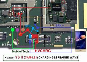 Huawei Y6 Ii Diagram