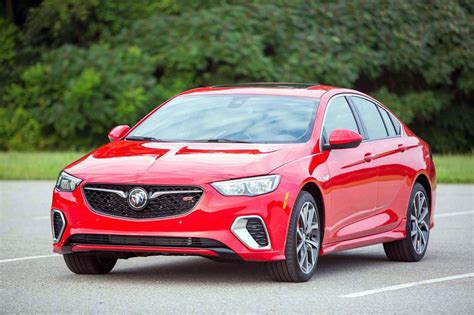2019 Buick Regal Gs Review 0 60 Turbo Giosautocareorg