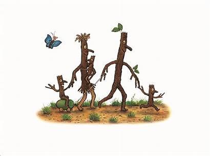Stick Donaldson Julia Help Character Trails Children