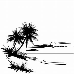 Ocean Black And White Clipart - Clipart Suggest