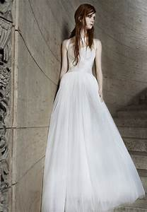 Vera Wang Wedding Dresses Spring 2015 - MODwedding
