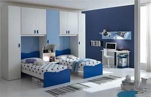Schöne Zimmer Farben : frische farben f rs kinderzimmer 70 wohnideen in blau ~ Markanthonyermac.com Haus und Dekorationen