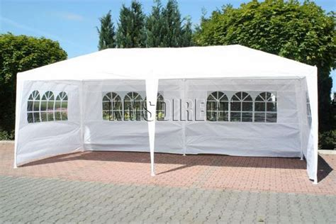 New 6m X 3m Wedding Party Tent Marquee Gazebo Canopy Pe Wedding Events Jobs Near Me Planning Guide Nz In Jaipur For Brides Orlando French's Point Weekend Liverpool And