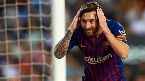 transfer talk lionel messi  leave barcelona