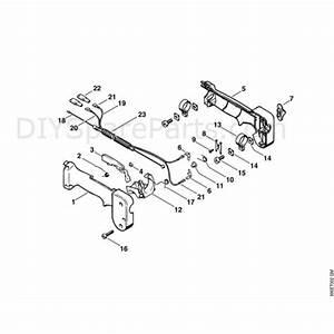 Stihl Ht 70 Pole Pruner  Ht70  Parts Diagram  G