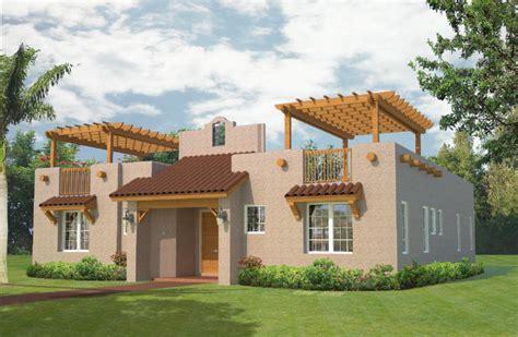 Southwest Style House Plans Southwestern Home Eplans Kaf