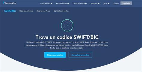 ricerca codici iban banche italiane codici bic banche tutti i bic delle banche italiane ed estere